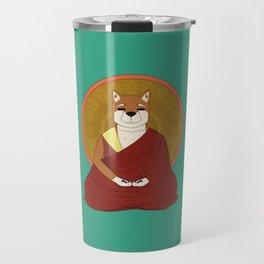 Dalai-Shiba Travel Mug