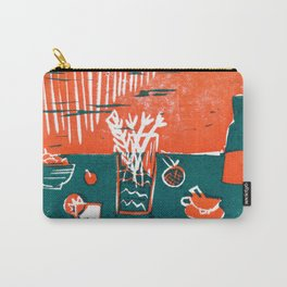 Naive Table Carry-All Pouch
