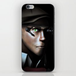Valved iPhone Skin