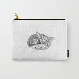 PETIT FOX - BIG DREAMS Carry-All Pouch