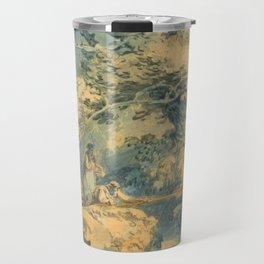 "J.M.W. Turner ""The Angler"" Travel Mug"
