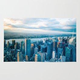 New York City Wallpaper Rug