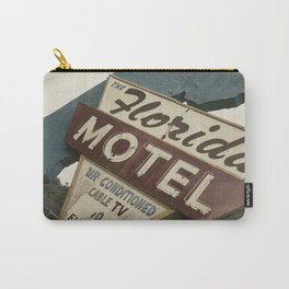Florida Motel Carry-All Pouch