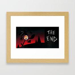 Little Red Riding Hood - Pg 11 Framed Art Print