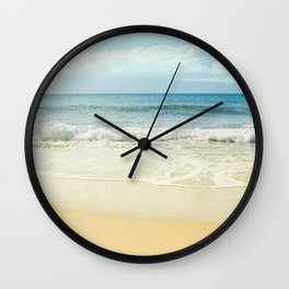 The Voices of the Sea Wall Clock