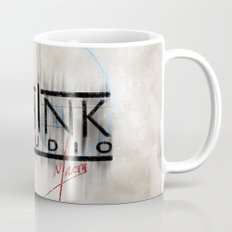 ReThink Studio Marty Sketch Coffee Mug