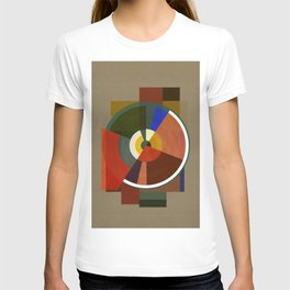 Abstract Deco FIVE T-shirt