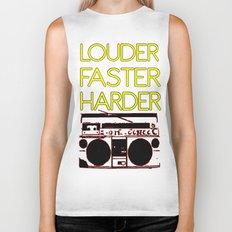 LOUDER Biker Tank