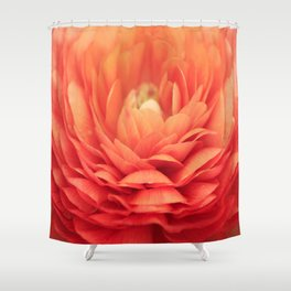 Soft Layers Shower Curtain