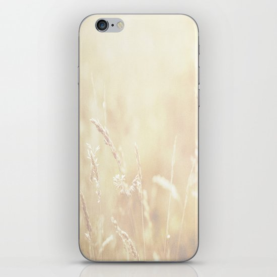 Lets make hay whilst the sun shines  iPhone & iPod Skin
