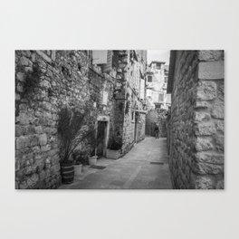 Trogir 2.1 Canvas Print