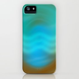 The Warmth of Cool iPhone Case
