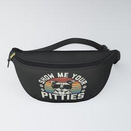 American Pit Bull Terrier   Pitbull Dog Owner Gift Fanny Pack