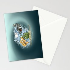When Clownfishes meet Stationery Cards
