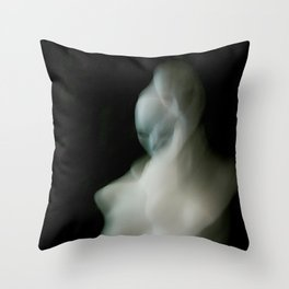 Mannequin Ghost 2 Throw Pillow