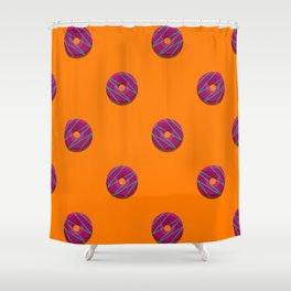 Jazzberry Shower Curtain