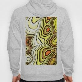 Abstract loops 5A Hoody