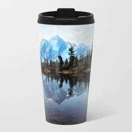 Mt Shuksan Travel Mug