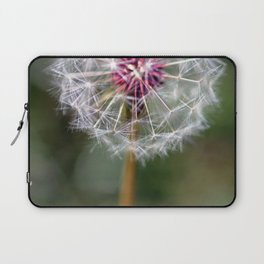 Dandelion Seed Head Laptop Sleeve