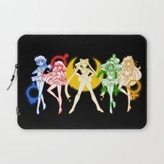 Sailor Scouts / Sailor Moon Laptop Sleeve