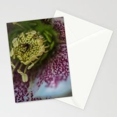 Harvington White Speckled Stationery Cards