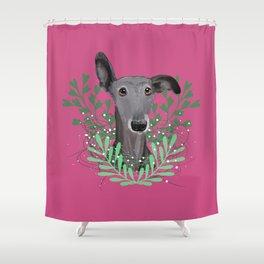 Galgo Shower Curtain
