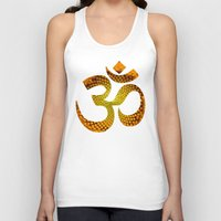 ohm Tank Tops featuring Ohm by MariquesArt