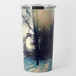 Winter's Blanket Travel Mug
