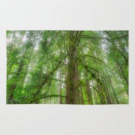 Ethereal Tree Rug