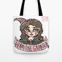"""""""The Brightest Witch of Her Age."""" Tote Bag"""