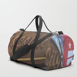 """Chocolate City"" Duffle Bag"