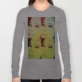 Make a statement with popart Long Sleeve T-shirt