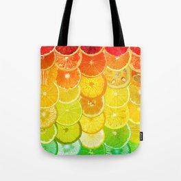 Fruit Madness - Citrus Tote Bag