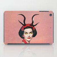 demon iPad Cases featuring Demon by Eugenia Loli