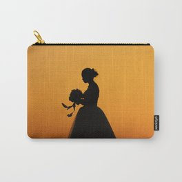 Sunset Bride Carry-All Pouch