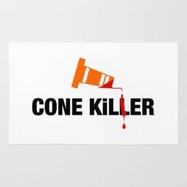 Cone Killer v2 HQvector Rug