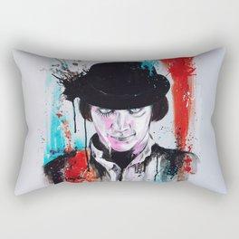 Alex Clockwork Rectangular Pillow