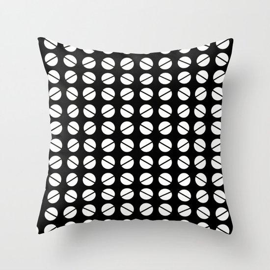 Fortuyn Pattern Throw Pillow
