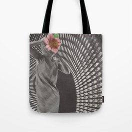 Forced Zones Tote Bag