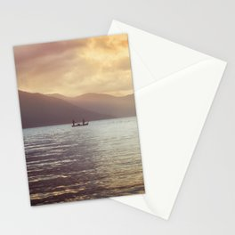 Lagoon Harmony Stationery Cards