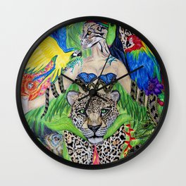 Welcome to the Amazon Wall Clock