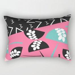 Mushrooms and strokes II Rectangular Pillow