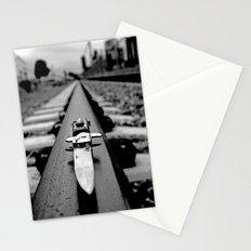 Stiletto railroad Stationery Cards