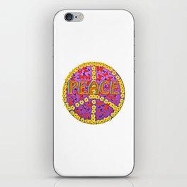 Peace Magic iPhone Skin