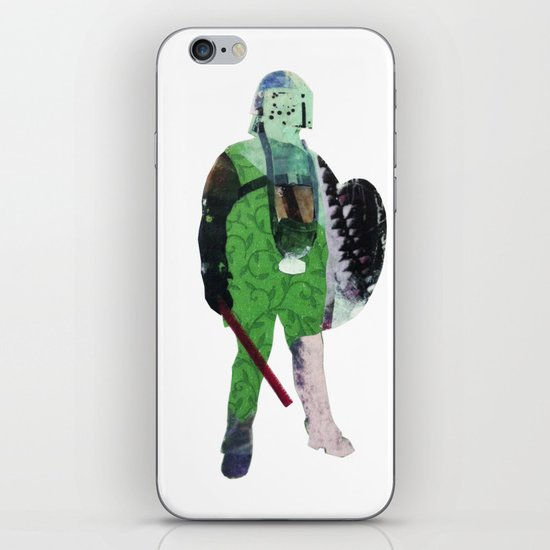 Defender iPhone & iPod Skin
