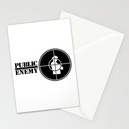 Public Enemy Stationery Cards