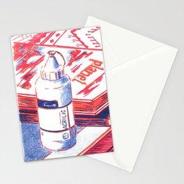 acrylic Stationery Cards