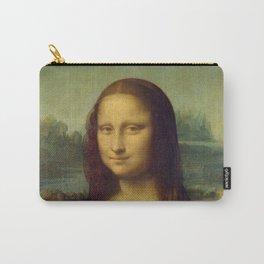 Mona Lisa by Leonardo da Vinci Carry-All Pouch