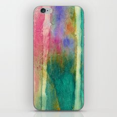 Skein 3 iPhone & iPod Skin