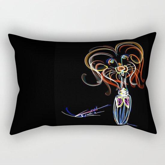 cool sketch 178 Rectangular Pillow